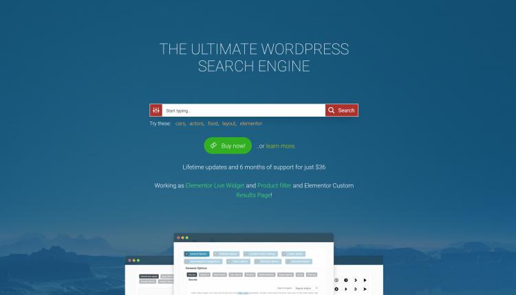 Ajax Search Pro WordPress 4.20.5 – Live WordPress Search Filter Plugin