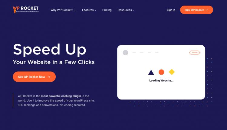 WP Rocket WordPress 3.8.6  – Best Pagespeed Plugin