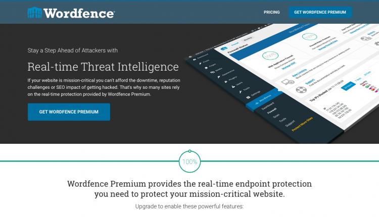 Wordfence Security Premium Plugin 7.5.3 – WordPress Plugin