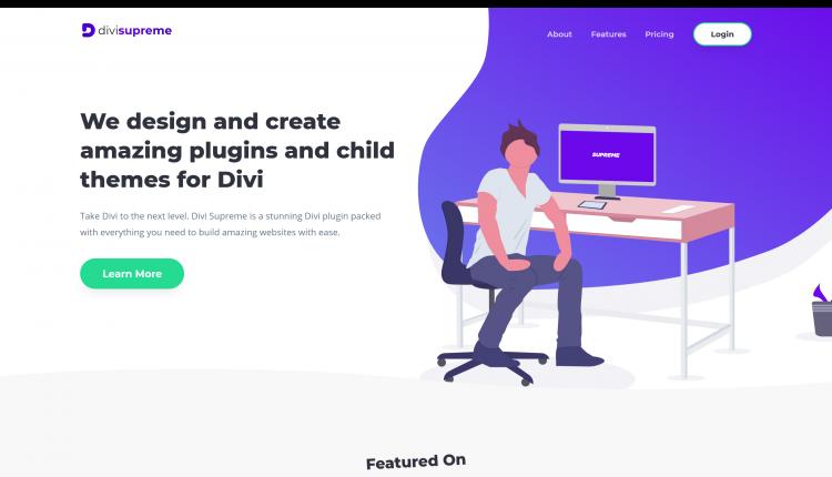Divi Supreme WordPress 4.2.2 – Custom and Creative Divi Modules