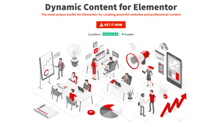 Dynamic Content for Elementor 1.12.1 – Create Your Most Powerful Website