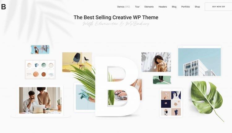 Bridge WordPress 26.3 – Creative Multipurpose Theme