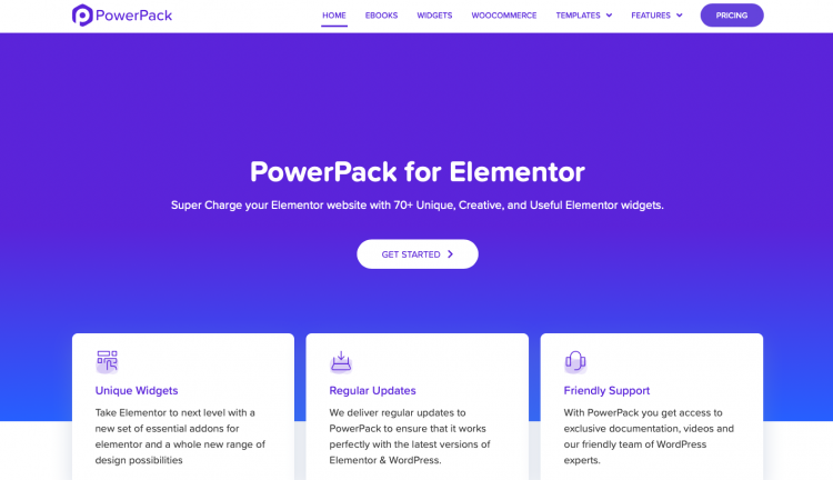 PowerPack Elements for Elementor 2.2.7 WordPress – Elementor Addon