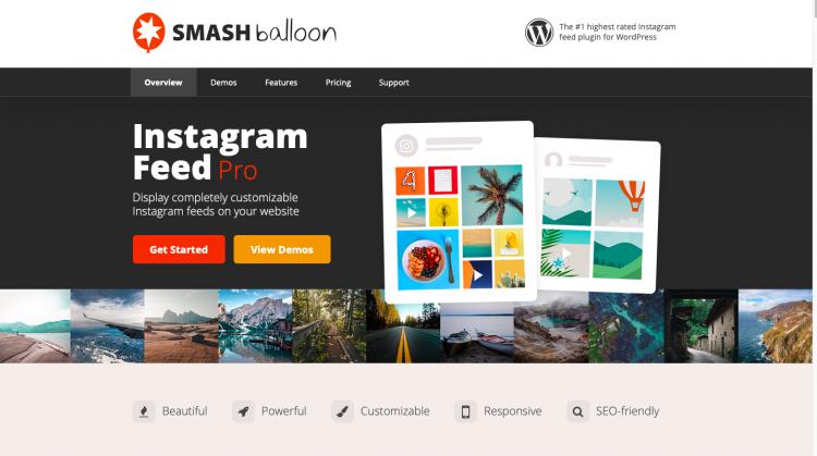 Smash Balloon 5.11.2 WordPress Instagram Feed Pro