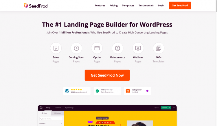 SeedProd Coming Soon Pro 6.0.11.1 WordPress – WordPress Coming Soon Pages & Maintenance Mode
