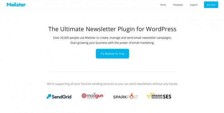 Mailster 2.4.17 WordPress – Email Newsletter Plugin