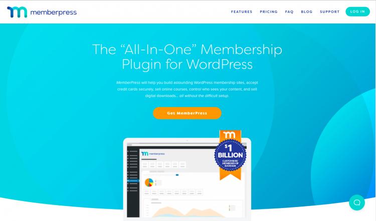 MemberPress 1.9.17 WordPress – All-In-One Membership Plugin