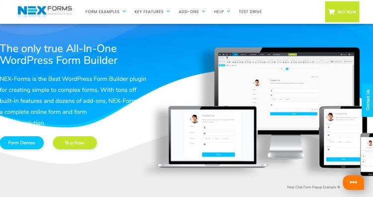 NEX-Forms 7.8.3 WordPress – The Ultimate WordPress Form Builder
