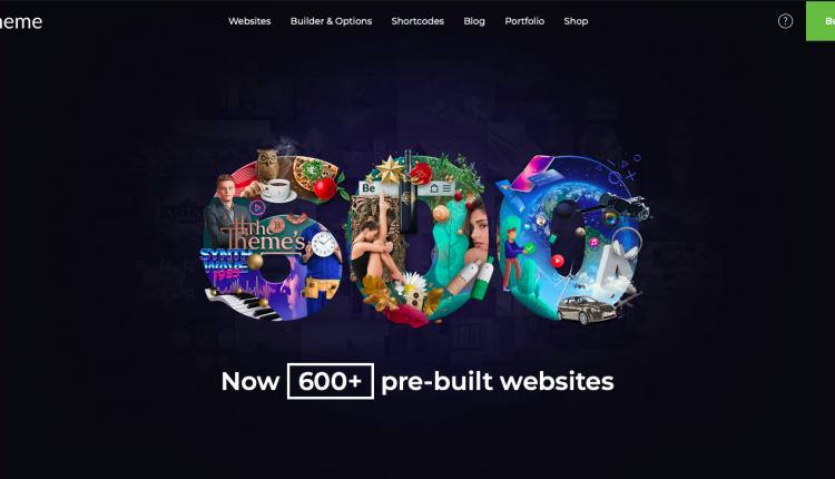 BeTheme 22.0.3 WordPress – Best Responsive MultiPurpose WordPress Theme